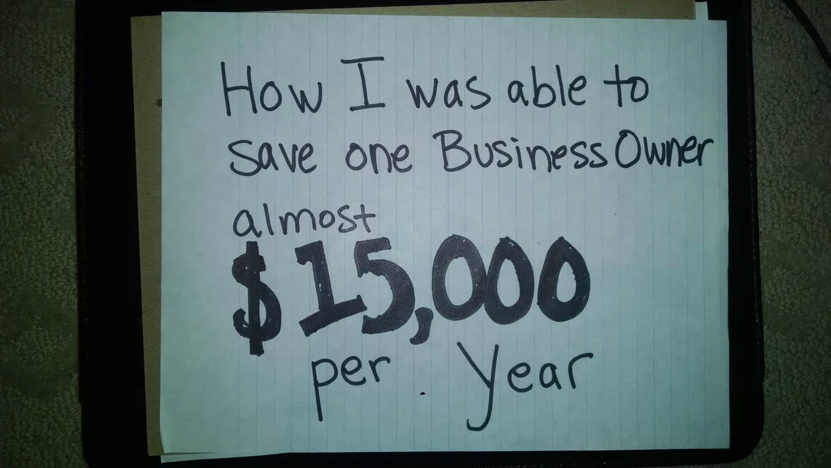 Save almost $15,000 per year by turning 65