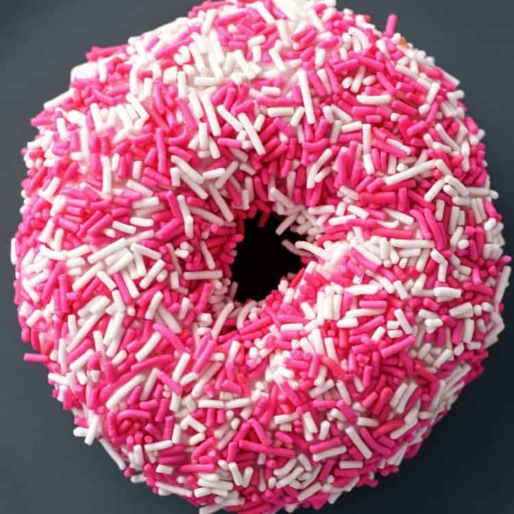 pink donut depicting the Medicare Donut Hole