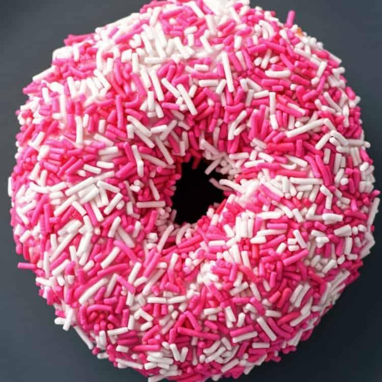 pink donut depicting the Medicare Donut Hole