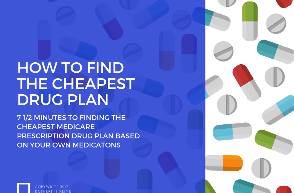 How to find the cheapest drug plan image