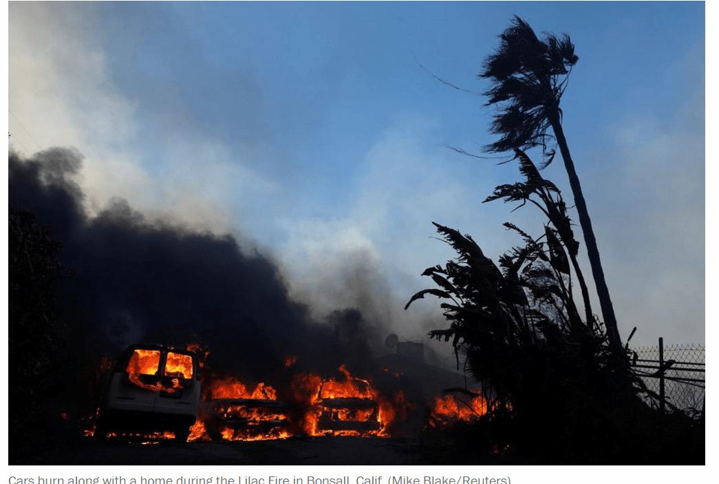 Photo of Bonsal Fire