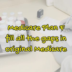 Medicare Plan F Gaps