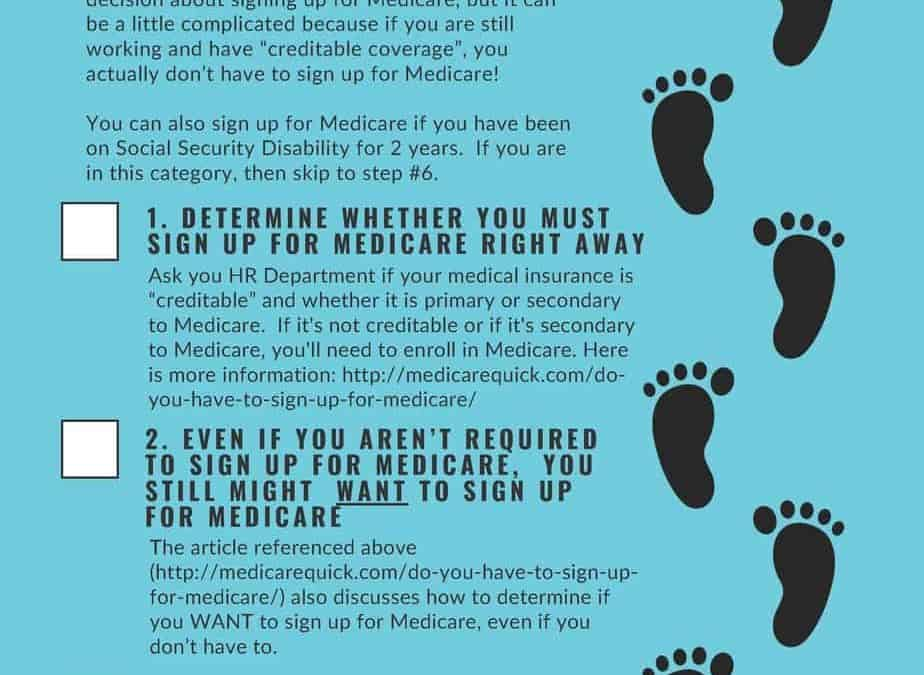 How Do I sign up for Medicare? Here's the answer you've been looking for!