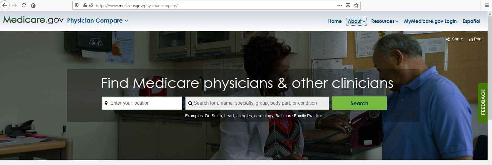 Physician Compare